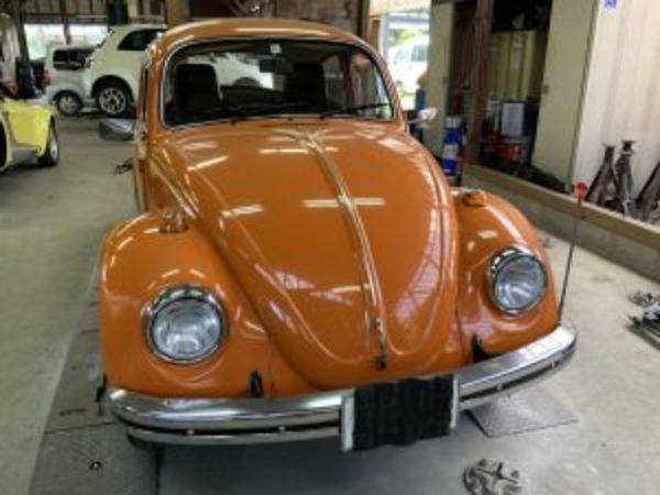VWビートル 73's