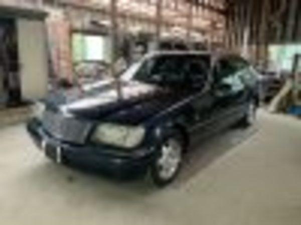 ベンツ S320